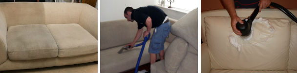 upholstery cleaners Bellville